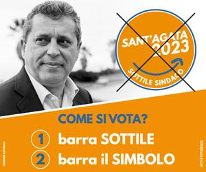 elezioni 2018 - sottile sindaco