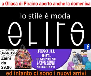 elits - 10 luglio saldi
