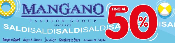 mangano fashion group - saldi estivi