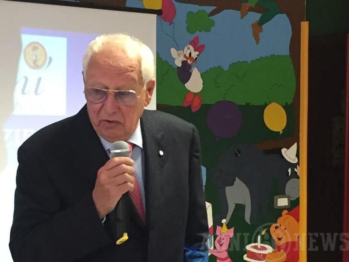 Il presidente dell'associazione Remì, dottor Elio Coletta