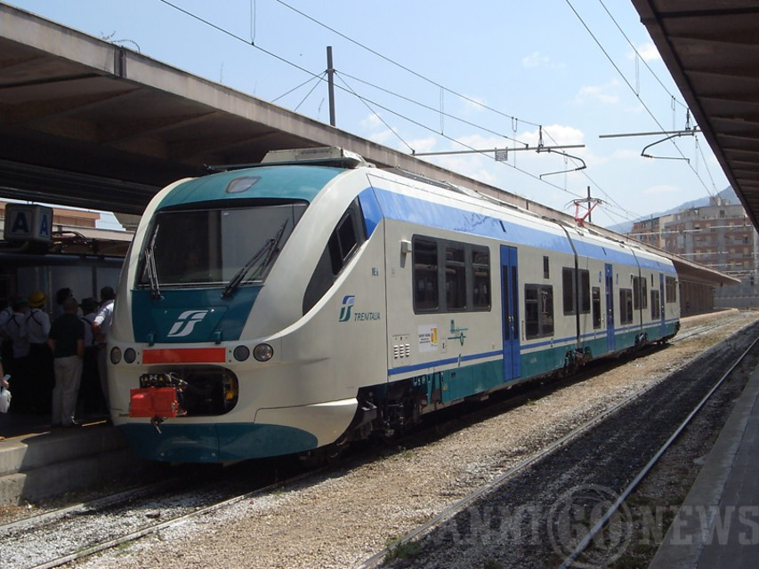 Trenitalia: in Sicilia è puntuale l'85% dei treni