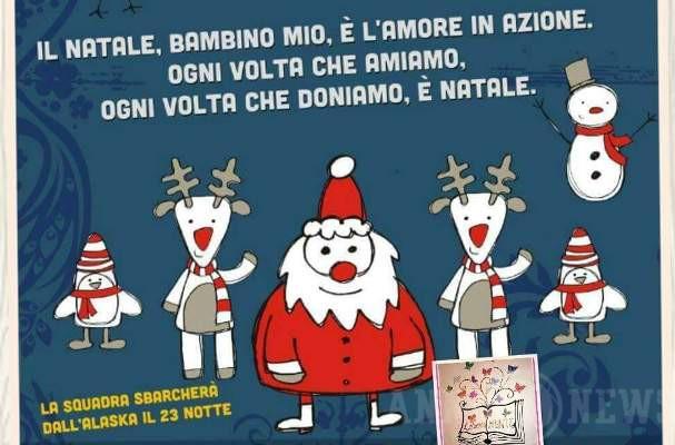 Buon Natale Anni 60.Gioiosa Marea Buon Natale Anche A Te L Iniziativa Di