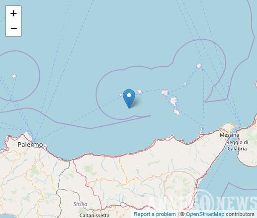 Tremori e boati alle Eolie: scossa di magnitudo 3.6