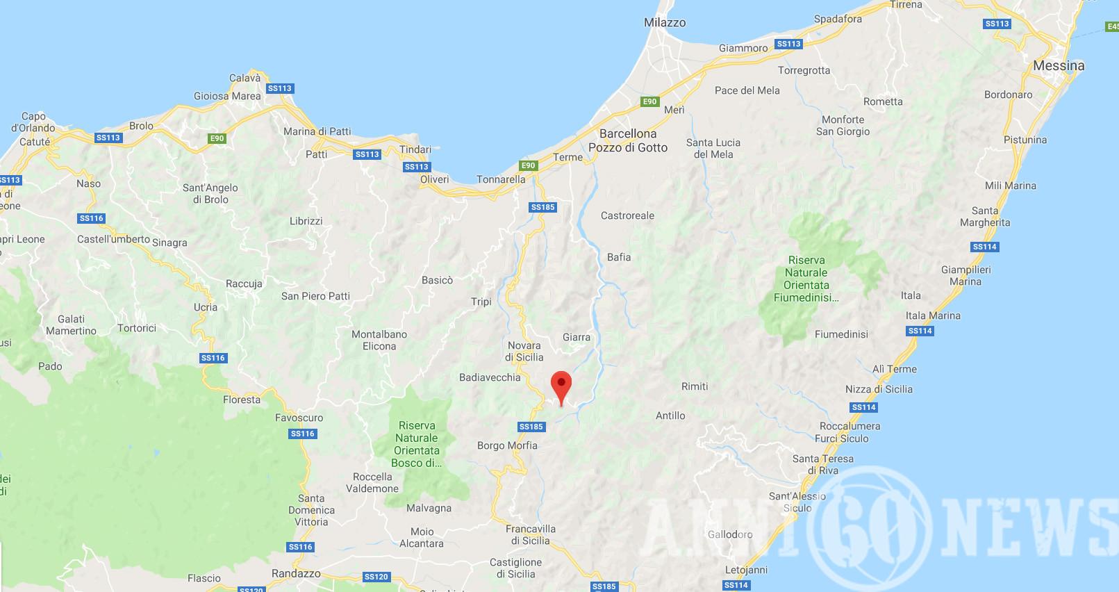 Terremoto Marche: scossa 3.2 ad Appignano. Terra trema anche a Pieve Torina